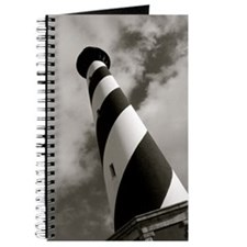 Black and White Hatteras Journal