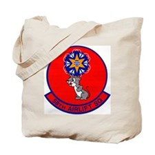 58th Airlift Squadron Tote Bag