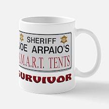 SMART Tents Survivor Mug