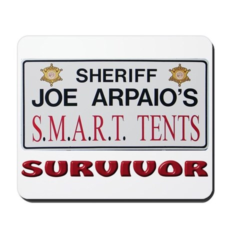 SMART Tents Survivor Mousepad
