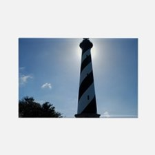 Glow of Hatteras Rectangle Magnet