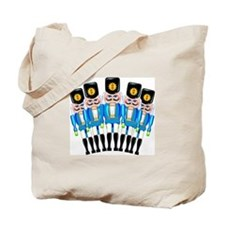 Full Color Nutcracker Tote Bag