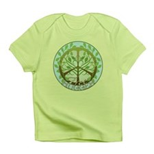 Peaceful Tree Hugger Infant T-Shirt