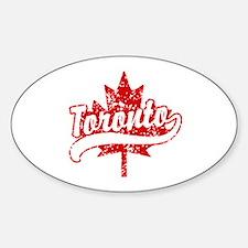 Toronto Canada Bumper Stickers