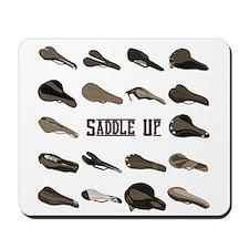 Saddle Up Mousepad