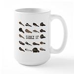 Saddle Up Large Mug