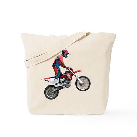Helaine's Dirt Cycle Tote Bag