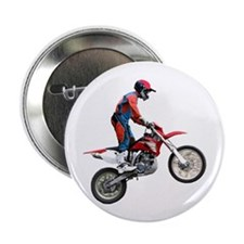 """Helaine's Dirt Cycle 2.25"""" Button"""