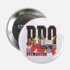 "BBQ Pit master 2.25"" Button"