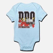 BBQ Pit master Infant Bodysuit