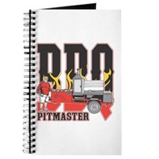 BBQ Pit master Journal