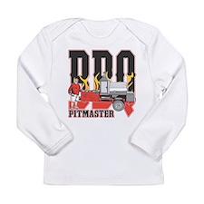 BBQ Pit master Long Sleeve Infant T-Shirt