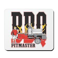 BBQ Pitmaster Mousepad