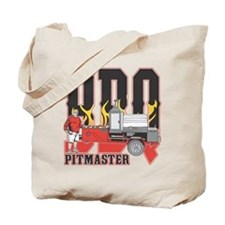 BBQ Pit master Tote Bag
