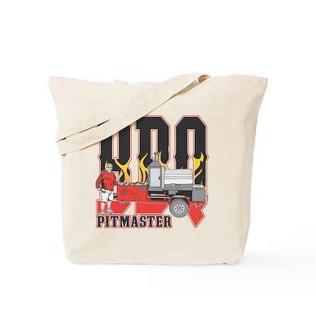 BBQ Pit master Tote Bag
