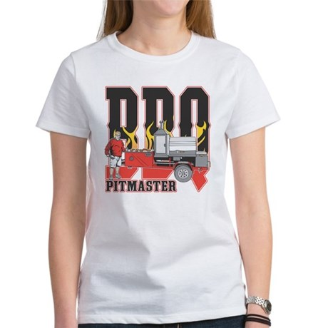 BBQ Pit master Women's T-Shirt