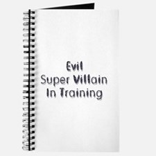Super Villain Journal