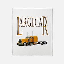 Largecar Throw Blanket