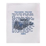 Truckers Fleece Blankets