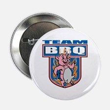 "Team Pork BBQ 2.25"" Button (10 pack)"