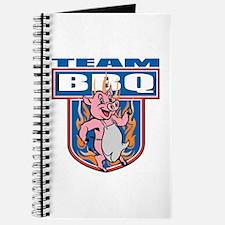 Team Pork BBQ Journal