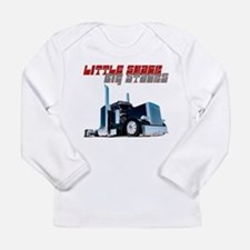 Little Shack Big Stacks Long Sleeve Infant T-Shirt