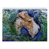 Wire fox terrier Calendars