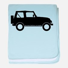 JeepBox - baby blanket
