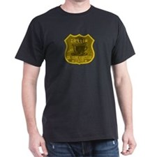 Driller Caffeine Addiction T-Shirt