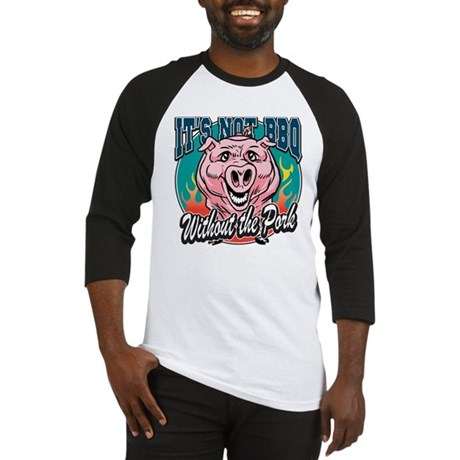 BBQ Pork Baseball Jersey