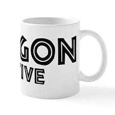 Oregon Native Mug