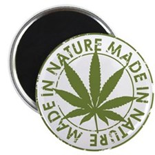 "Made in Nature 2.25"" Magnet (10 pack)"