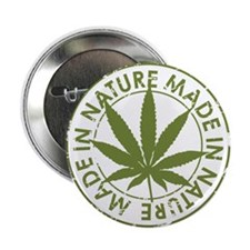 """Made in Nature 2.25"""" Button"""