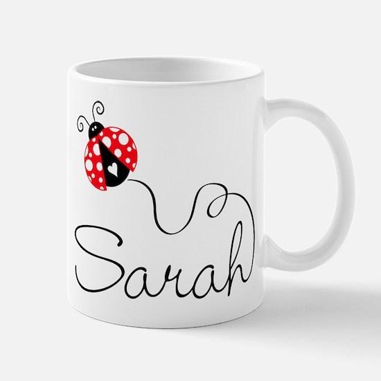 Ladybug Sarah Mug