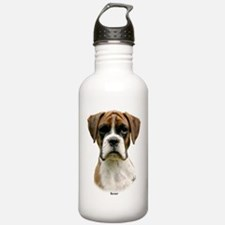 Boxer puppy 9Y049D-044 Sports Water Bottle