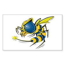 Killer Bee Decal