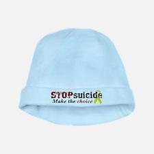 Cute Suicide survivor baby hat