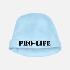 Pro-life baby hat