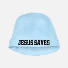 Jesus Saves bk baby hat