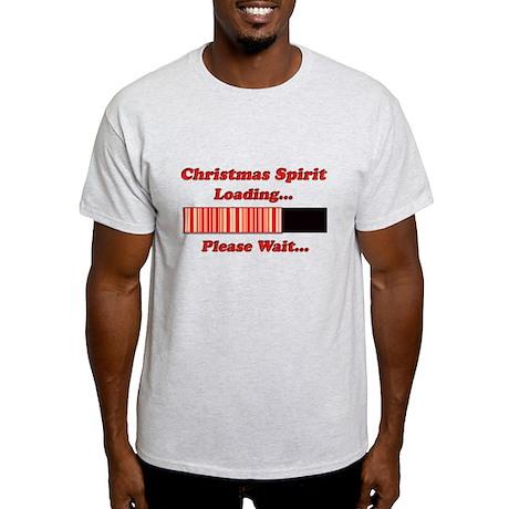 Christmas Spirit Loading copy T-Shirt