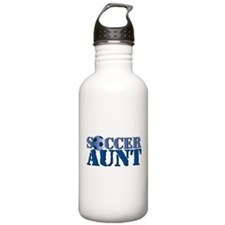 Soccer Aunt Sports Water Bottle