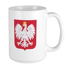 Proud To Be A Polish Grandma Mug