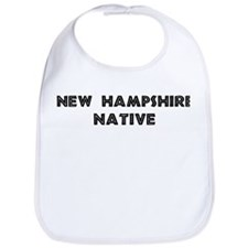 New Hampshire Native Bib