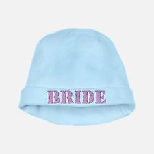 Bride baby hat