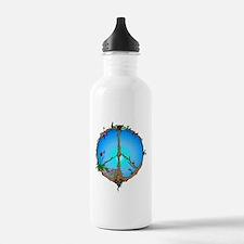 Earth Peace Water Bottle