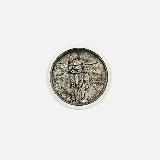 Oregon Trail Obverse Mini Button