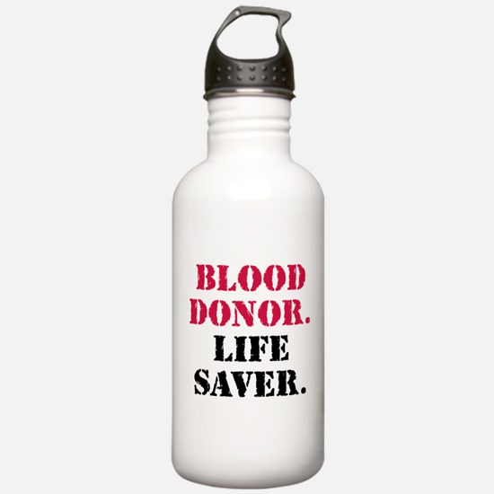 Funny Save life Water Bottle
