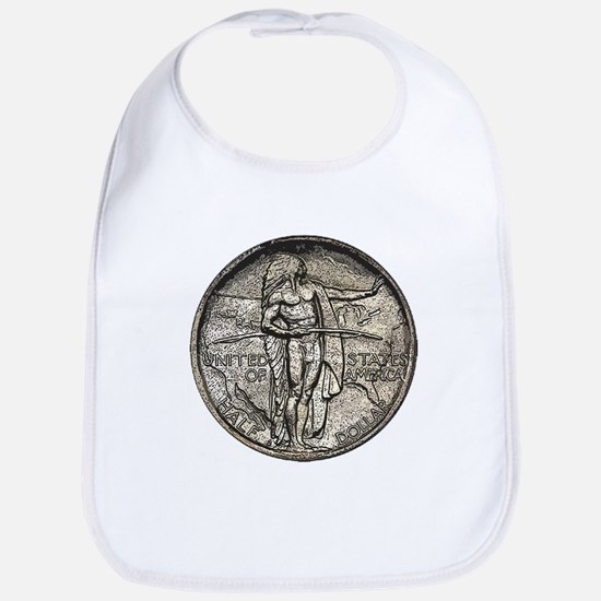 Oregon Trail Obverse Bib