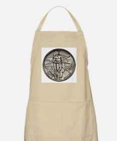 Oregon Trail Obverse BBQ Apron