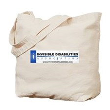 Invisible Disabilities Associ Tote Bag